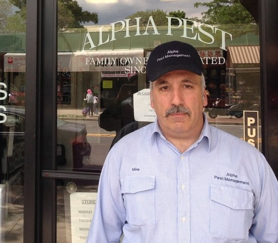 Mike Dakis, Owner of Alpha Bed Bug Exterminator NYC